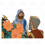 Jesus and Bartimaeus