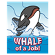 Whale of a Job incentive award