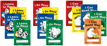 Basic Phonics Readers Thumbnail