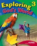 Exploring God's World