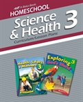 Homeschool Science and Health 3 Curriculum Lesson Plans