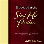 Book of Acts Sing His Praise CD Thumbnail
