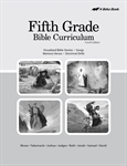 Grade 5 Bible Curriculum Thumbnail