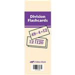 Division Flashcards Thumbnail