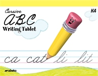ABC Writing Tablet Cursive (Bound)