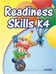 Readiness Skills K4 (Bound)