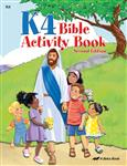 K4 Bible Activity Book Thumbnail