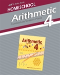 Homeschool Arithmetic 4 Curriculum Lesson Plans Thumbnail