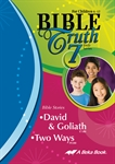 Bible Truth DVD #7: David & Goliath, Two Ways Thumbnail