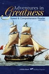 Adventures in Greatness Speed and Comprehension Reader