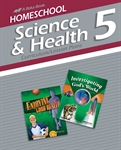 Homeschool Science and Health 5 Curriculum Lesson Plans Thumbnail