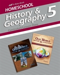 Homeschool History 5 Curriculum Lesson Plans Thumbnail