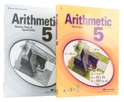Grade 5 Arithmetic Child Kit