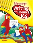 Writing with Phonics K4 Manuscript (Bound)