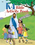 K4 Bible Activity Book (Unbound) Thumbnail