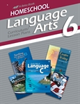 Homeschool Language Arts 6 Curriculum Lesson Plans Thumbnail