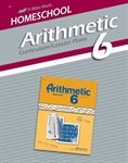 Homeschool Arithmetic 6 Curriculum Lesson Plans Thumbnail