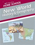Homeschool New World History/Geography Maps B