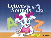 Letters and Sounds for 3s Thumbnail