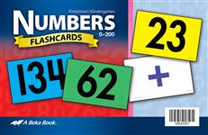 Numbers Flashcards Thumbnail