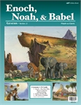 Enoch, Noah, and Babel Flash-a-Card