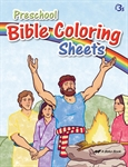 Preschool Bible Coloring Sheets Thumbnail