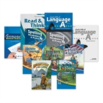Grade 4 Language Arts Child Kit