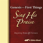 Genesis Sing His Praise CD