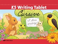 K5 Writing Tablet Cursive (Unbound) Thumbnail