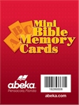 Mini ABC Bible Memory Cards Thumbnail