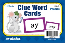 Clue Word Cards Thumbnail
