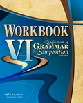 Workbook VI for Handbook of Grammar and Composition Thumbnail