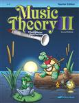 Music Theory II Teacher Edition Thumbnail