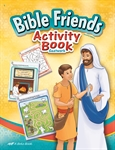 Bible Friends Activity Book Thumbnail