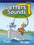 Letters and Sounds 1 Teacher Key Thumbnail