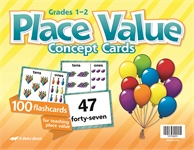Place Value Concept Cards