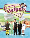 Community Helpers Activity Book