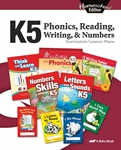 Homeschool K5 Phonics, Reading, Writing and Numbers Curriculum Lesson Plans Thumbnail