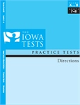 ITBS Practice Test Directions—Level 7, 8