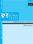 ITBS Practice Test Directions—Level 9-11