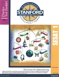 Stanford 10 Practice Test Direct.—Level SESAT 1 Thumbnail