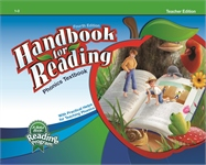 Handbook for Reading Teacher Edition Thumbnail