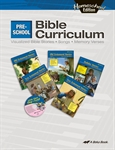 Homeschool Preschool Bible Curriculum
