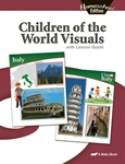 Homeschool Children of the World Social Studies Visuals Thumbnail