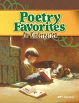 Poetry Favorites for Kindergarten Thumbnail