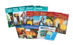 Homeschool Grade 1 Bible Kit