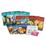 Homeschool Grade 4  Bible Kit