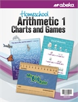 Homeschool Arithmetic 1 Charts and Games Thumbnail