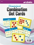 Homeschool Arithmetic Combination Dot Cards