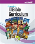Homeschool Grade 2 Bible Curriculum Thumbnail